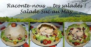 Salade Suc au May presentation