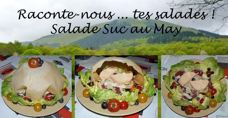 Salade Suc au May slider