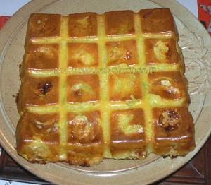 Gâteau invisible aux courgettes fin2