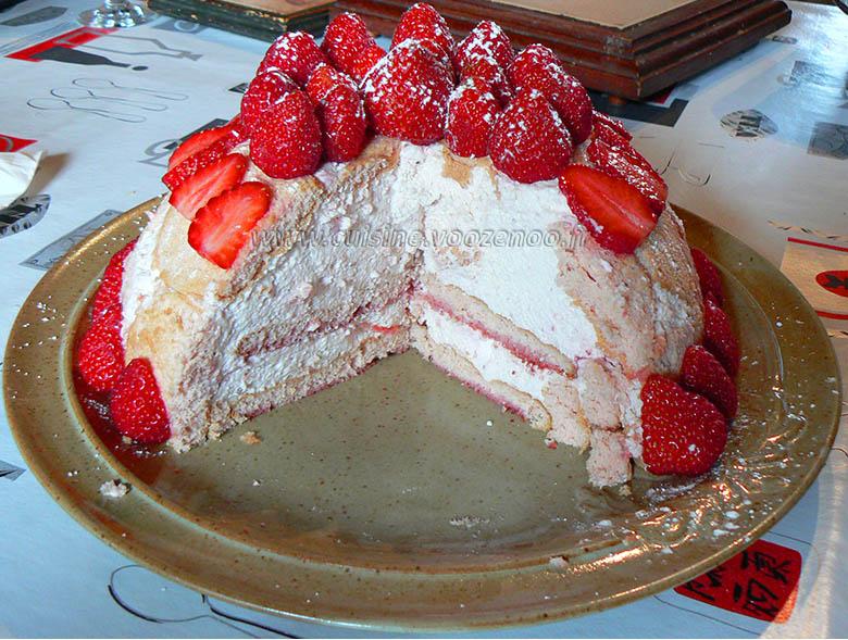 Charlotte aux fraises fin3
