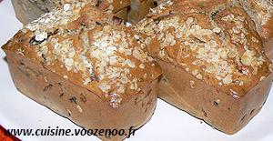Mini-cakes bretons aux moules une