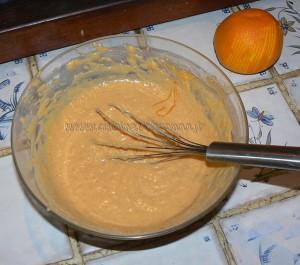 Tarte aux patates douces, topping noix de pecan etape2