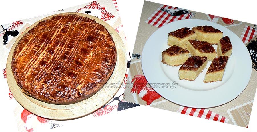 Gâteau breton slider