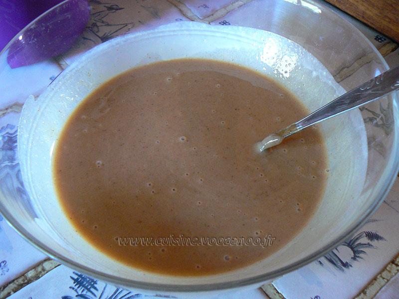 Glace à la crème de marron etape3