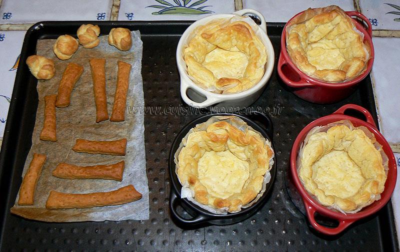 Cocottes de fruits d'automne en chaud et froid etape3