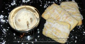 Biscuits aux amandes de finlande une