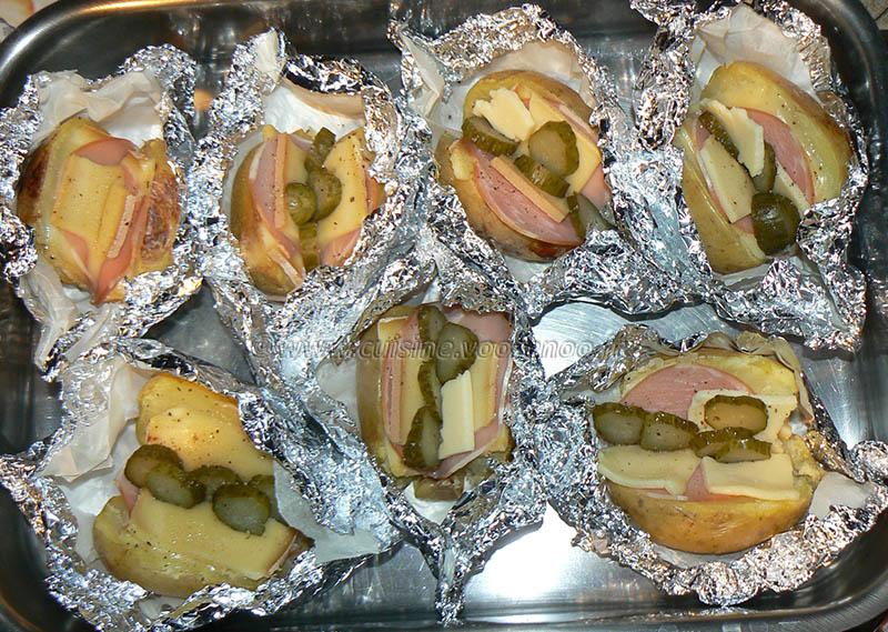 Baked potatoes etape3