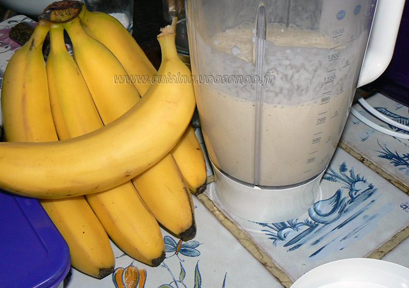 Banana fee etape3