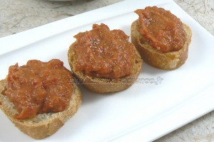 L'ajvar, caviar rouge
