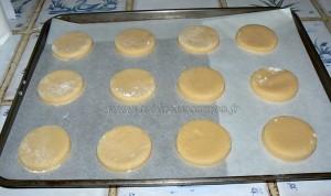 Vanilice - Biscuits Serbe au saindoux etape3
