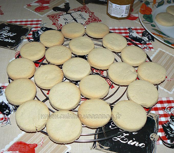 Vanilice – Biscuits Serbe au saindoux etape4