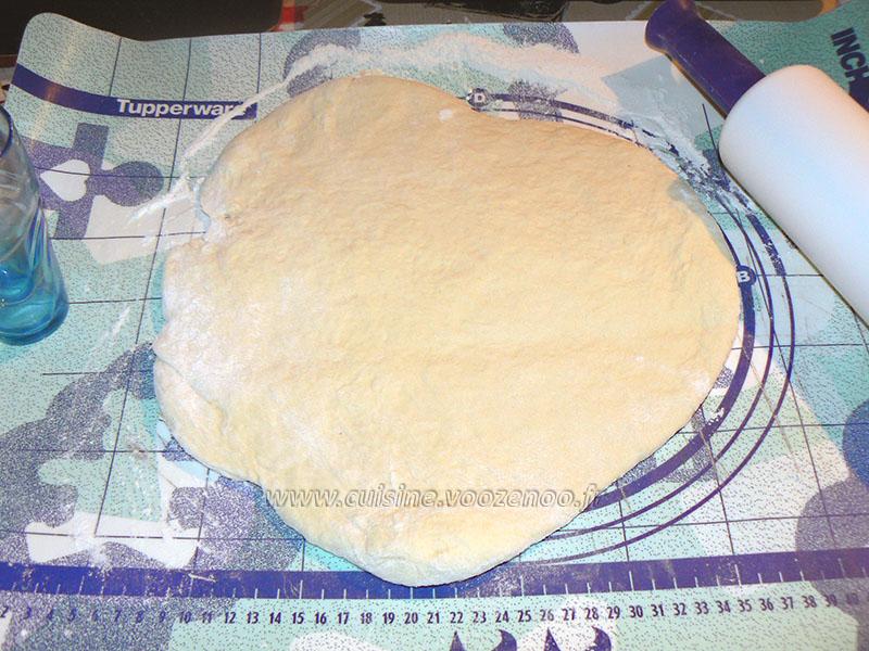 Muffins anglais etape3