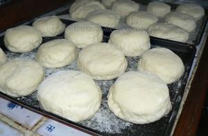 Muffins anglais etape5