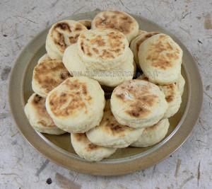 Muffins anglais fin