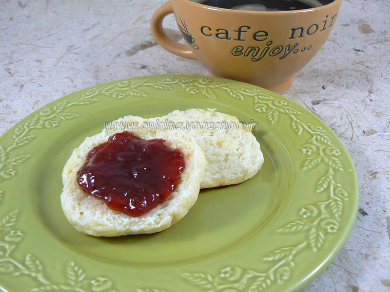 Muffins anglais fin2