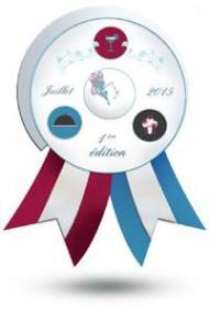 medaille juillet 15