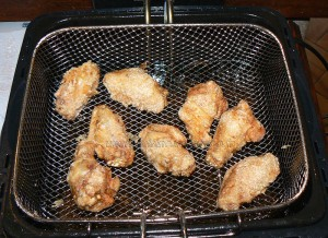 Poulet frit de l'ile maurice etape4