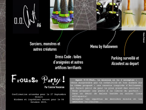 Frousse party