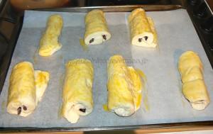 Petits pains au lait et mascarpone au chocolat etape3