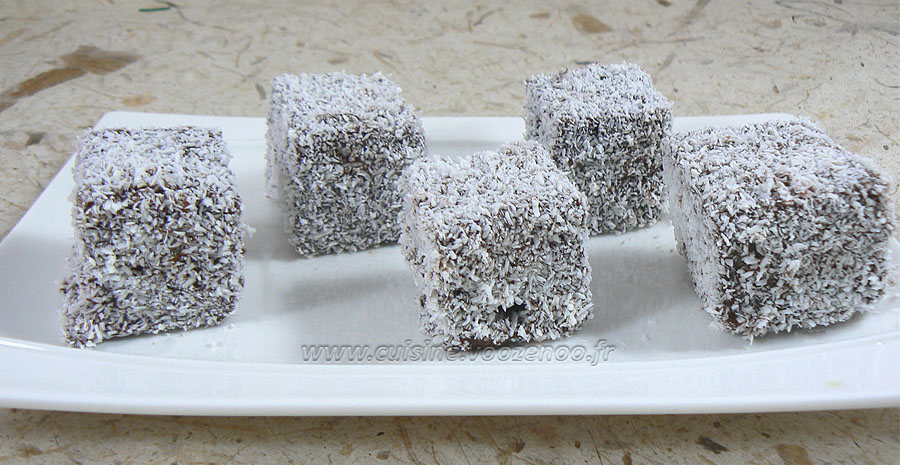 Lamington slider