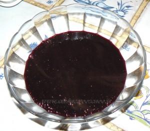 Eton mess aux myrtilles doublement vanillé etape2