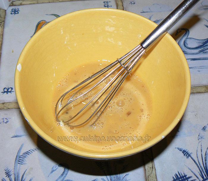 Biscuits empreintes au lemon curd etape6