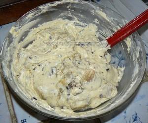 Cake choco-banane de Christophe Felder etape7