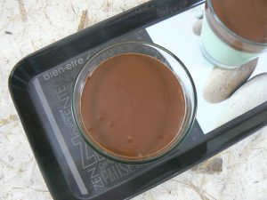 Panna cotta façon after eight au get 27 fin