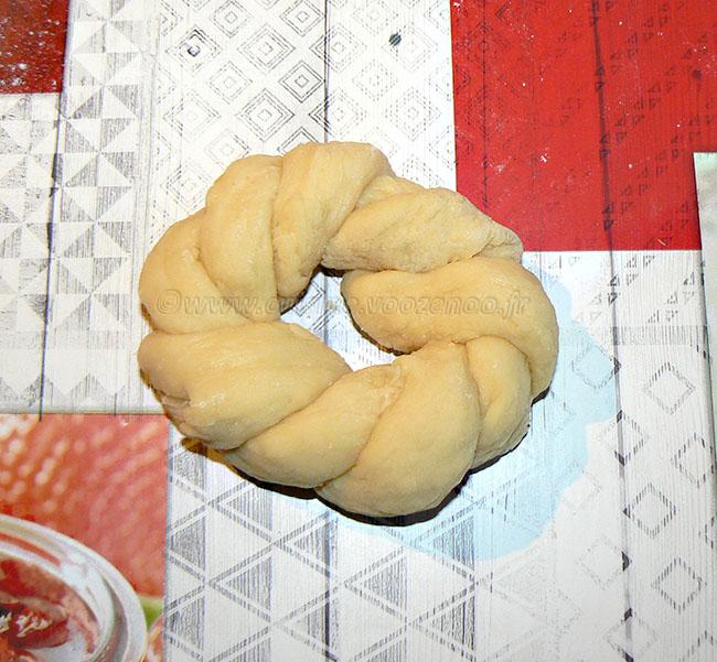 Petits pains portugais au lait concetre sucre etape6