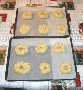 Petits pains portugais au lait concetre sucre etape7