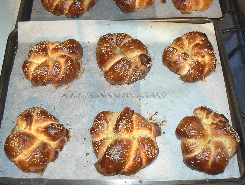 Petits pains portugais au lait concetre sucre fin