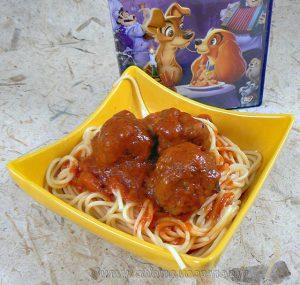 Boulettes en sauce tomate italienne fin2