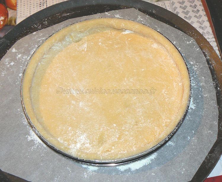 Pecan pie : Tarte aux noix de pecan americaine etape4