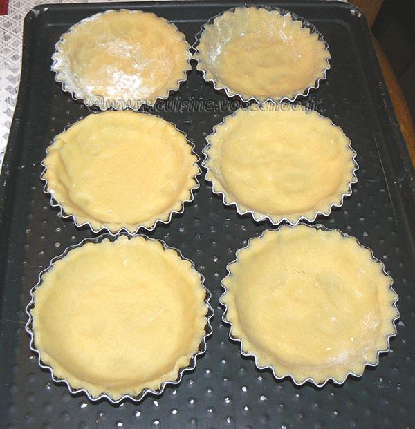 Pecan pie : Tarte aux noix de pecan americaine etape5