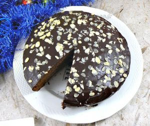 Sachertorte, le gâteau autrichien fin2
