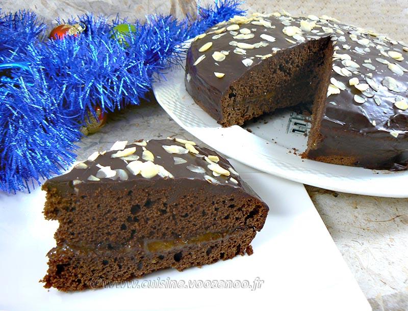 Sachertorte, le gâteau autrichien presentation