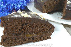 Sachertorte, le gâteau Autrichien