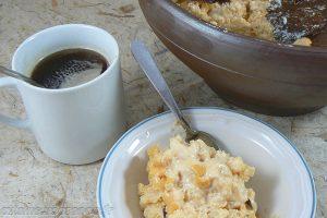 Teurgoule : Le riz au lait Normand