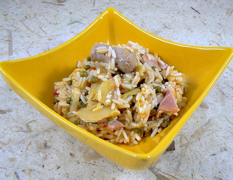 """Mon riz """"Fourezytout"""" presentation"""