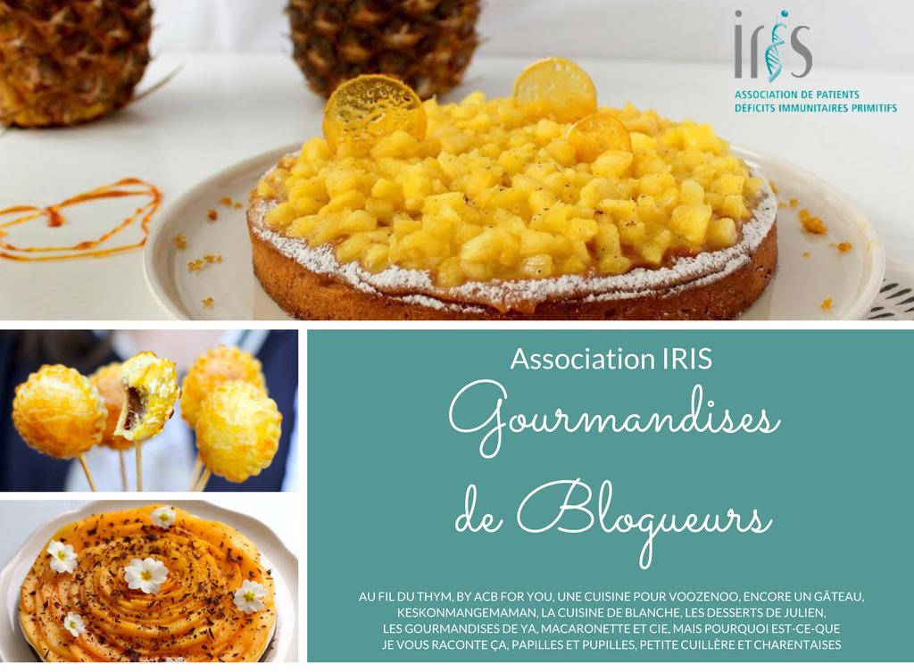 Gourmandisesde Blogueurs (1)