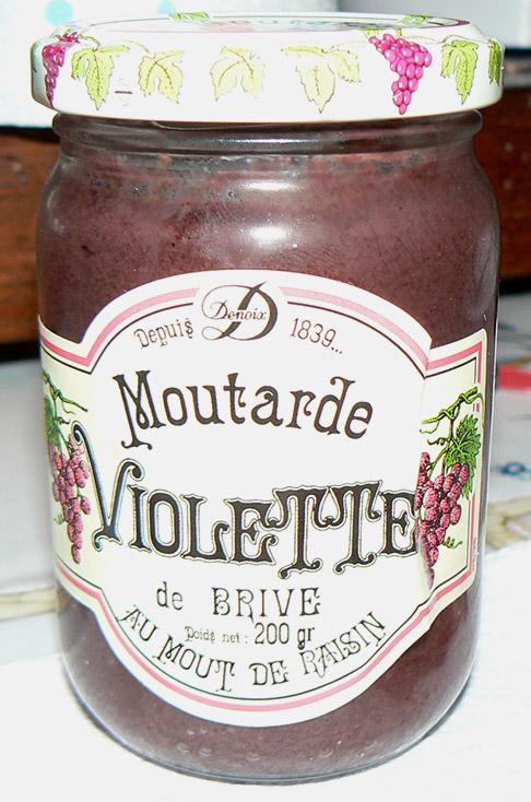 Cotes de veau de lait limousin sauce moutarde violette de brive etape2