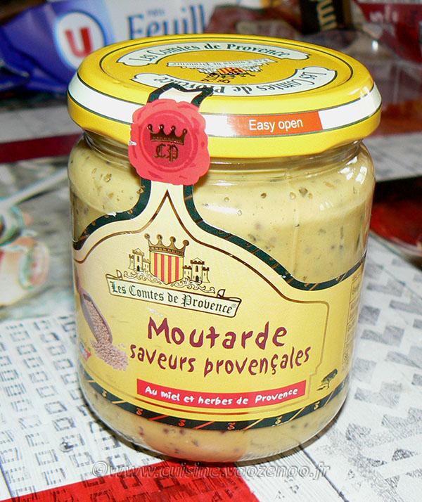 Filet mignon de porc en feuillete moutarde provençale etape3