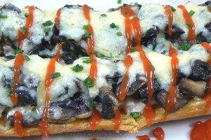 Zapiekanka, le sandwich Polonais slider