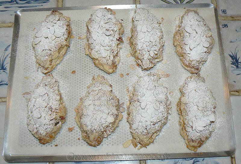 Croissants du lendemain de Christophe Michalak etape5a