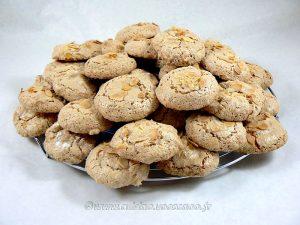 Merzapani ou macaron Corse presentation