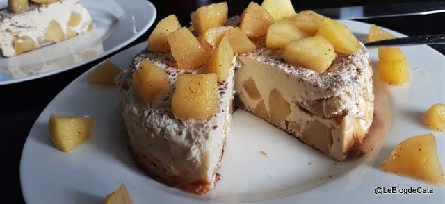 catalina flan aux pommes