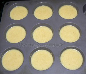 Financiers citron-amandes etape3