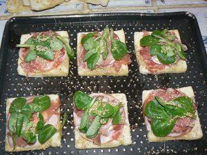 Club sandwich au Rocamadour etape2
