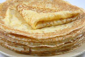 Pâte à crêpe allégée à la Maïzena®