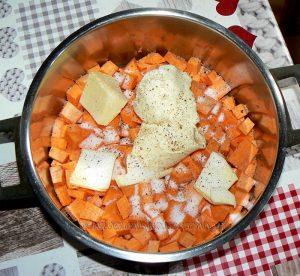 Purée de patate douce, la vraie recette américaine etape1